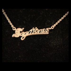 """Sagittarius "" necklace- What's YOUR sign?"